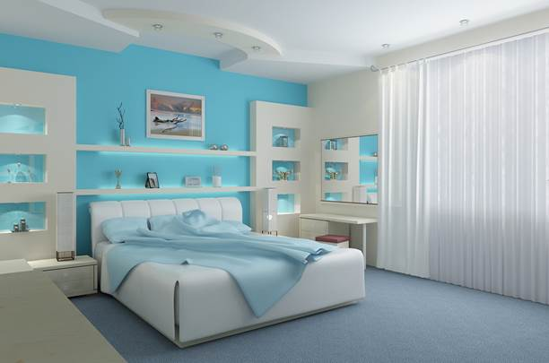 Beautiful Colorare Camera Da Letto Contemporary - Design Trends ...